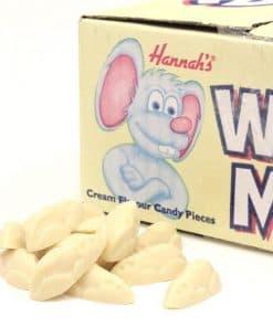Hannah White Mice
