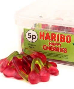 Haribo Happy Cherries Sweet Tub