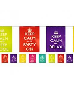 Keep Calm Bunting