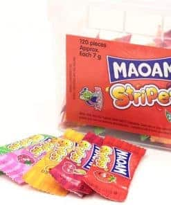 Maoam Stripes Sweets Tub