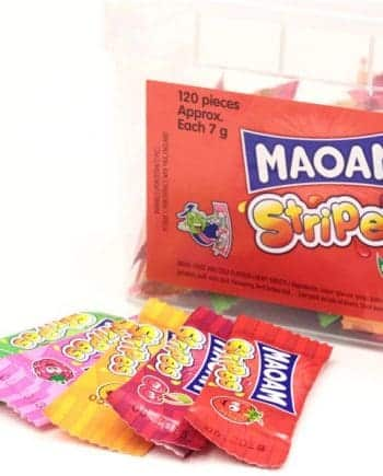 Maoam Stripes Sweets Tub