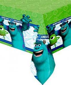 Monsters University Plastic Tablecover