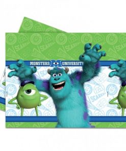 Monsters University Plastic Tablecover