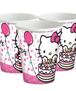 Hello Kitty Party Paper Cups