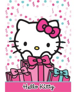 Hello Kitty Party Plastic Loot Bags