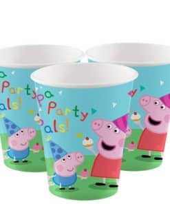 Peppa Pig Party Paper Cup