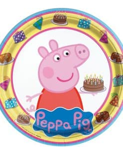 Peppa Pig Plates