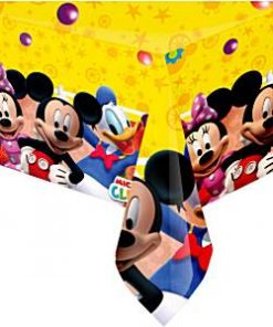 Mickey Mouse Party Plastic Tablecover