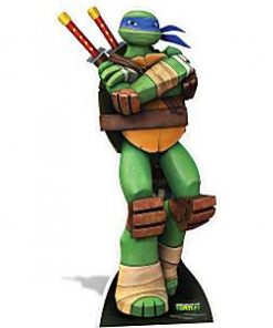 Ninja Turtle Party Leonardo Cardboard Cutout