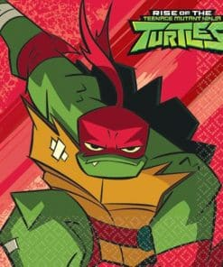 Ninja Turtles Party Paper Napkins