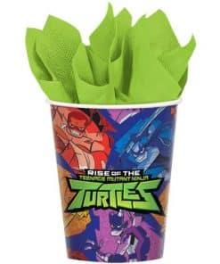 Ninja Turtles Party Cups