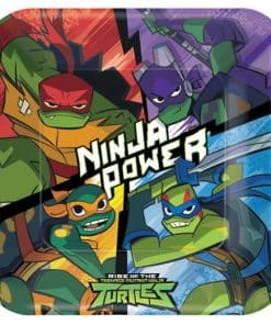 Rise Of The Teenage Mutant Ninja Turtles Party Supplies