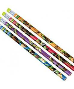 Ninja Turtles Party Bag Fillers - Pencils