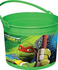 Ninja Turtles Party Favour Bucket