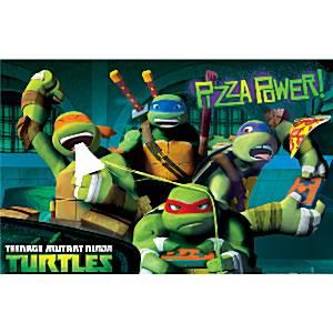 Ninja Turtles Party Game