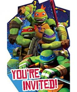 Ninja-Turtles-Party-Invitations