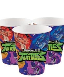 Rise of Teenage Mutant Ninja Turtles Party Cups - 266ml