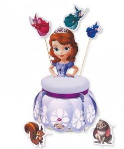 Sofia the First Party Cake Stand Kit