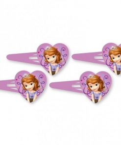 Sofia the First Party Bag Fillers - Hair Clips