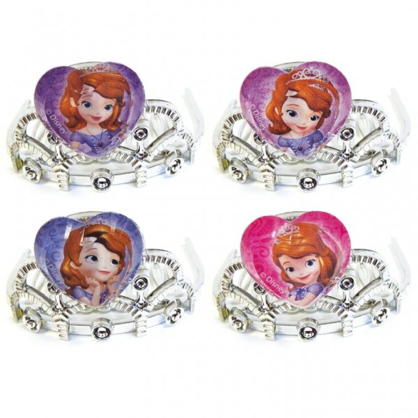 Sofia the First Party Mini Tiaras