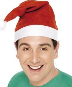 Christmas Budget Santa Hat