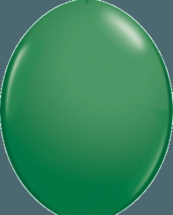 Green Quicklink Latex Balloons
