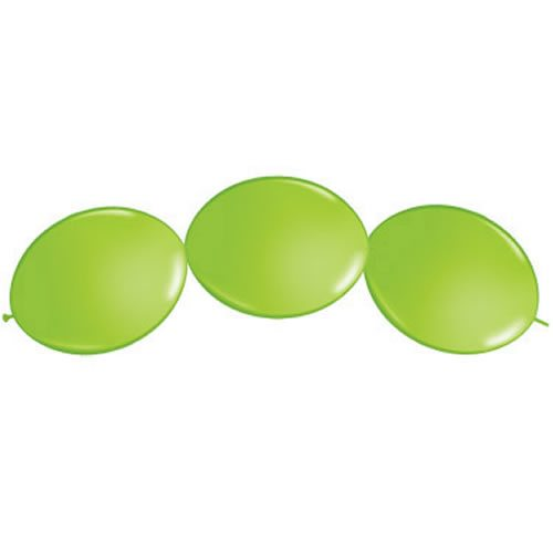 Lime Green Quicklink Latex Balloons