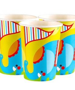 Circus Party Paper Cups