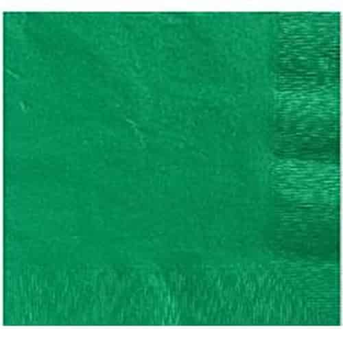 Green Paper Party Dinner Napkins