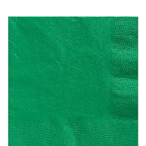 Green Paper Party Lunch Napkins