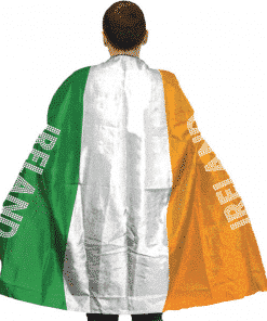 Irish Flag Body Cape