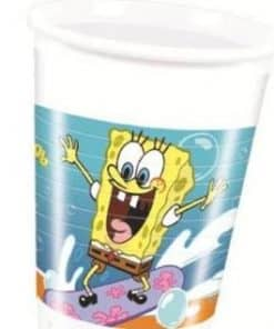 Spongebob Square Pants Plastic Cups