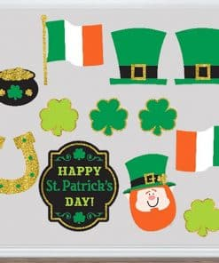 St Patrick's Day Cutout Decorations