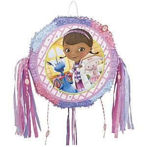 Doc McStuffins Pull Piñata