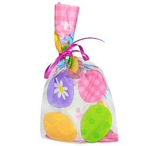 Easter Party Cellophane Party Bags
