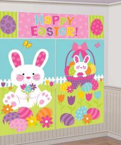 Easter Scene Setter Wall Kit