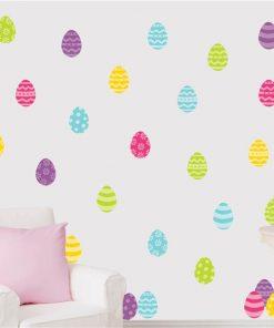 Easter Egg Mini Cutouts Decorations