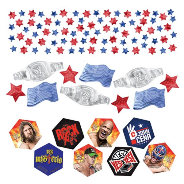 WWE Wrestling Party Confetti