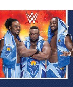 WWE Wrestling Napkins