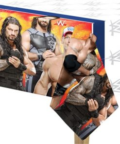 WWE Wrestling Party Plastic Tablecover
