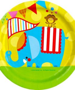 Circus Party Decorations, Banners & Balloons