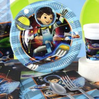 Cheap Miles From Tomorrow Space themed Party Supplies in the UK