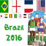 Decortions FOr Olympics in the UK - Cheapest Olympic Balloons, Decortions & INternational Tableware Brazil 2016