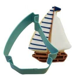 Sailboat Cookie Cutter