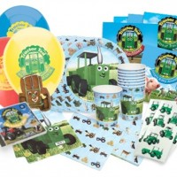 cheap Tractor ted party supplies and decorations local in the uk