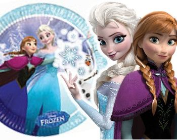 Buy New Disney Frozen Ice Skating Party Supplies in the UK