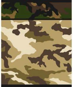 Military Camo loot bags