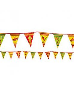Mexican Fiesta Party Bunting