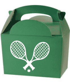 Tennis Themed Party Box