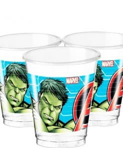 Mighty Avengers Party Plastic Cups